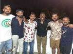 লারার বাড়িতে রি-ইউনিয়নে সামিল ভারত ও ওয়েস্ট ইন্ডিজের ক্রিকেটাররা