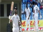 ভারত বনাম ওয়েস্ট ইন্ডিজ টেস্ট: সচিন-সৌরভের রেকর্ড ভাঙলেন বিরাট-রাহানে