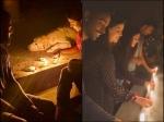 'রাত ৯টা-৯ মিনিট', ছবিতে দেখুন মোমবাতি জ্বালিয়ে করোনা লড়াইয়ে আলোর সন্ধানে ক্রীড়াজগৎ