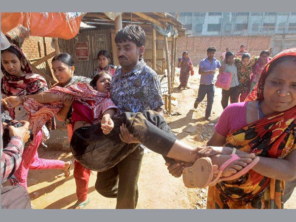 Bangladesh Violence Watched For World T