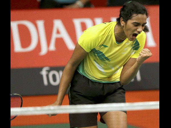 Pv Sindhu Wins China Open Super Series Badminton Final