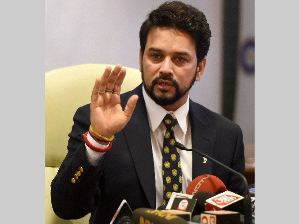 Anurag Thakur Removed As Bcci Chief Supreme Court