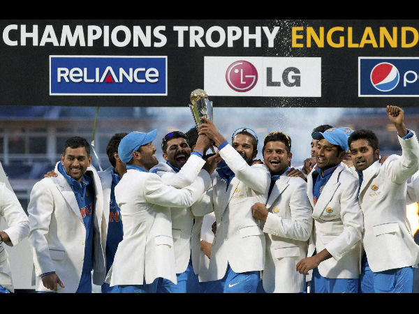 Icc Hikes Prize Money Champions Trophy