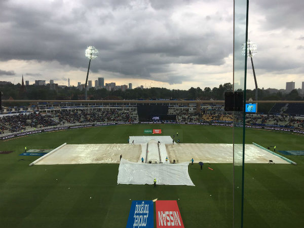 Champions Trophy 2017 Australia Vs New Zealand Match Abandoned Due Rain
