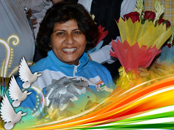 Independence Day Special Deepa Malik Women Braveheart Won Silver Paralympics