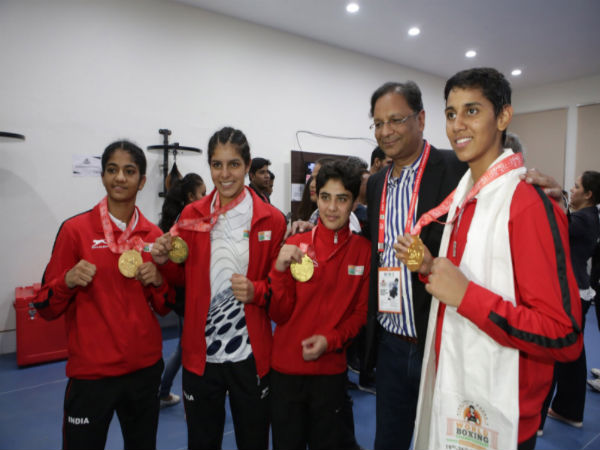 Indian Junior Girls Are Earning Glory Country Boxing But Ha