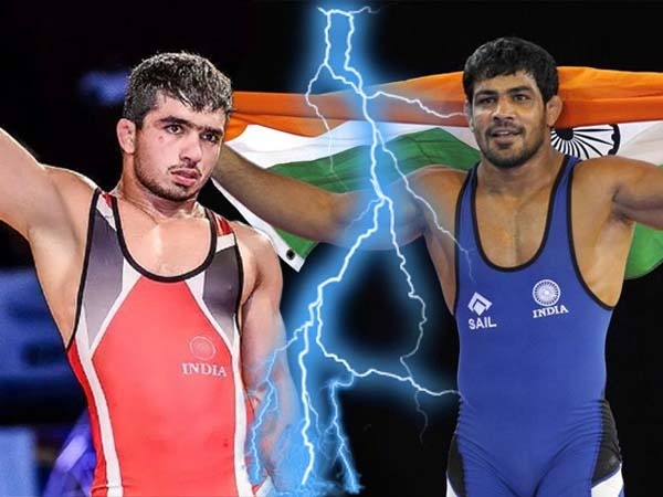 Sushil Kumar Again Jumps Into Controversy This Time It S Fig