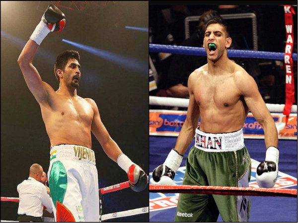 Vijendra Singh Focuses On Next Year S Target Accepts Challenge Ofamir Khan