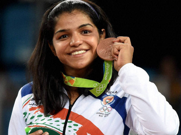 Sakshi Malik Is Focused Bring Gold From Gold Coast