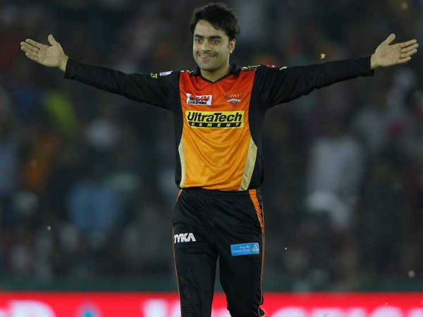 Unknown Facts About Afghanistan Spinner Rashid Khan
