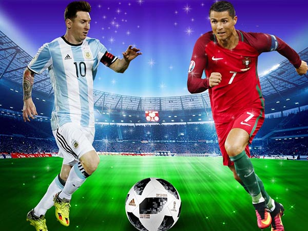 Possible Clash Between Argentina Portugal World Cup