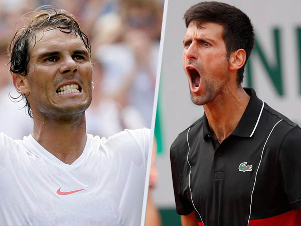 Wimbledon 2018 Men S Semi Final Rafael Nadal Takes On Novak Djokovic