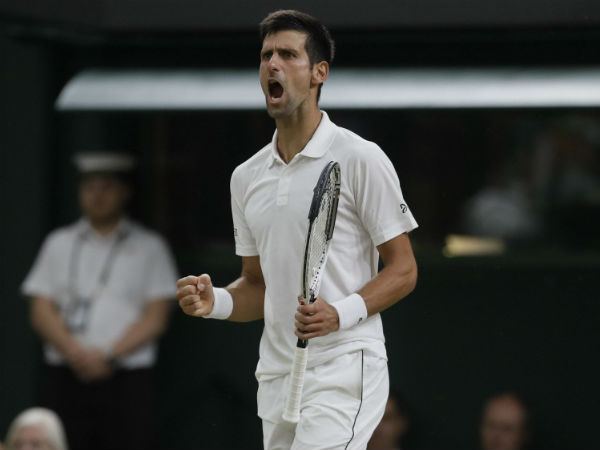 Novak Djokovic Beats Rafael Nadal Secure His Place Final Wimbledon