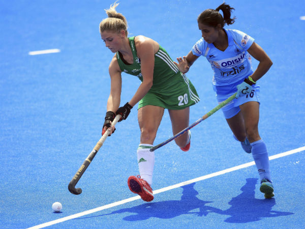 India Women Hockey Team Suffered First Loss World Cup