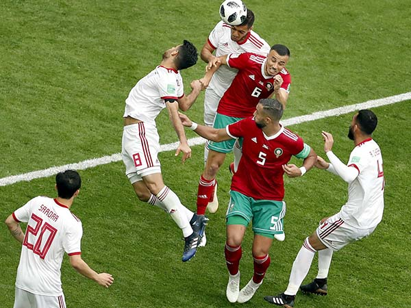 Iran Defeats Morocco A Suicide Goal At Last Moment Fifa World Cup