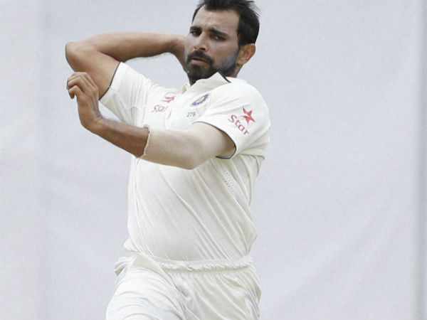 Test Series Against England Is Going Be Vital One Mohammed Shami