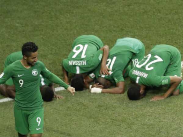 Saudi Arabia Presents Better Football Against Egypt Fifa World Cup