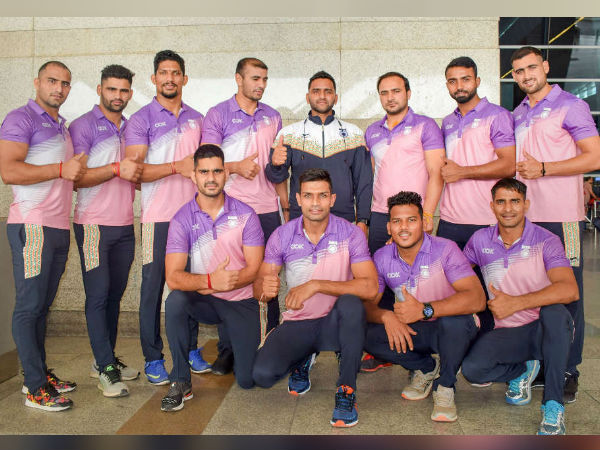 For The First Time Men S Kabaddi Team India Fail Reach The Final In Asian Games