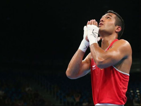 Indian Boxer Vikash Krishna Bagged Another Bronze Medal