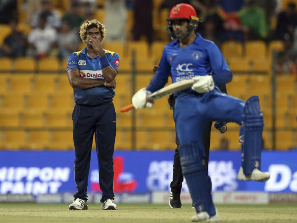 Asia Cup 2018 Sri Lanka Got Knocked Out Aghanistan Won 91 Runs