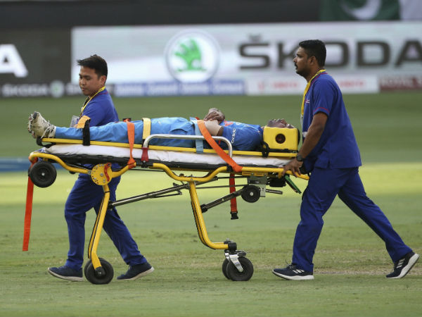 Asia Cup 2018 Injured Hardik Pandya Ruled From The Tournament