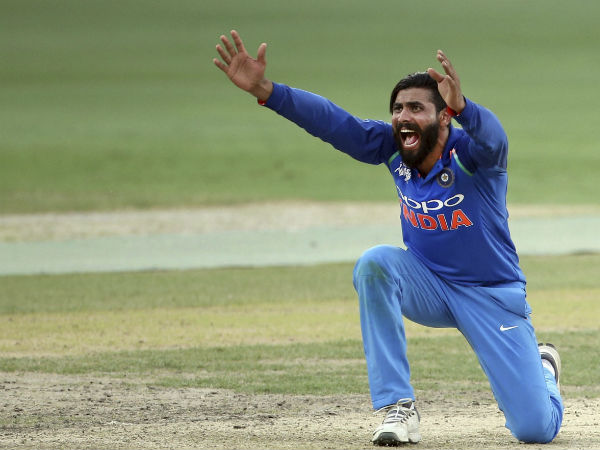 Asia Cup 2018 Fantastic Performance Jadeja Returns The World Cup Squad Race