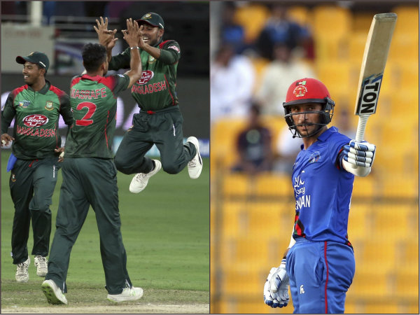 Asia Cup 2018 Ban Vs Afg Afghanistan Wins The Toss Elects To Bat First