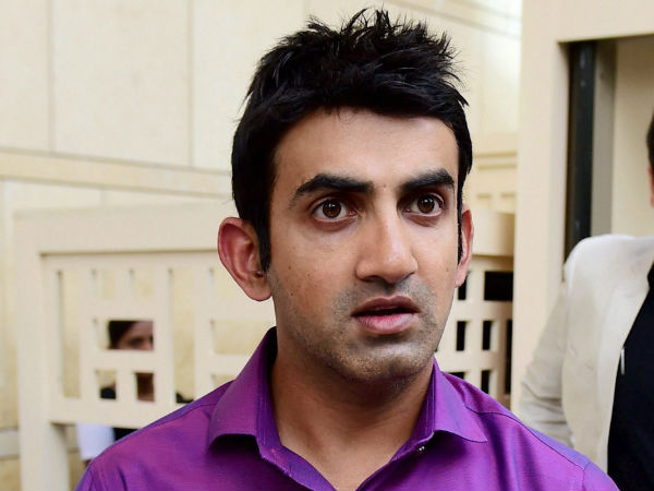 Asia Cup 2018 Gambhir S Savage Reply A Former Pak Cricketer Who Says Virat Kohli Ran Away