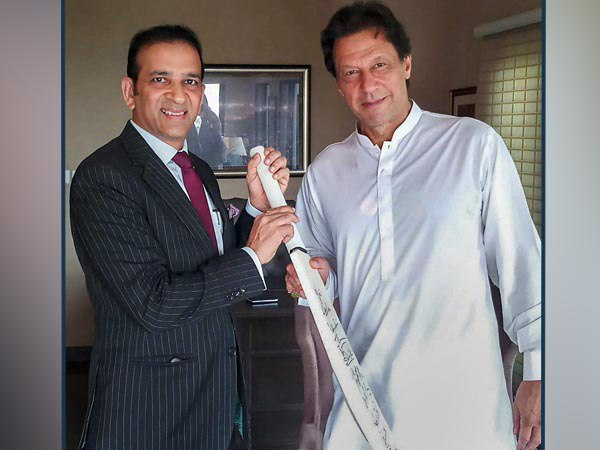 Pak Media Claims Imran Khan Will Present Gallery India Pakistan Asia Cup Match