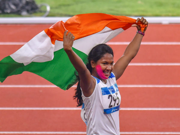 Gold Medal Winner Swapna Barman Is Invited Aiims Association For Medical Treatment