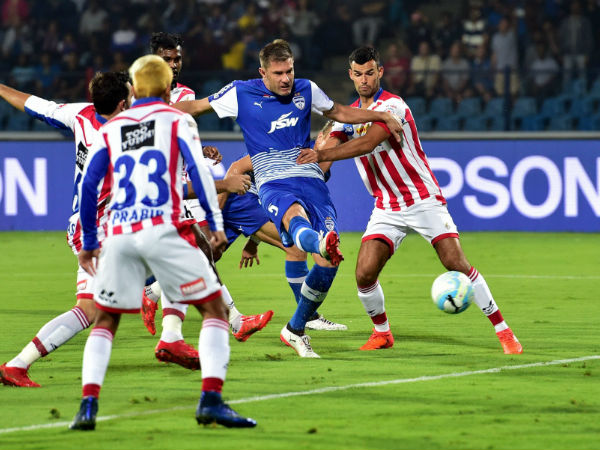 Isl 2018 19 Bengaluru Fc Atk Home Away Match Schedule Swapped