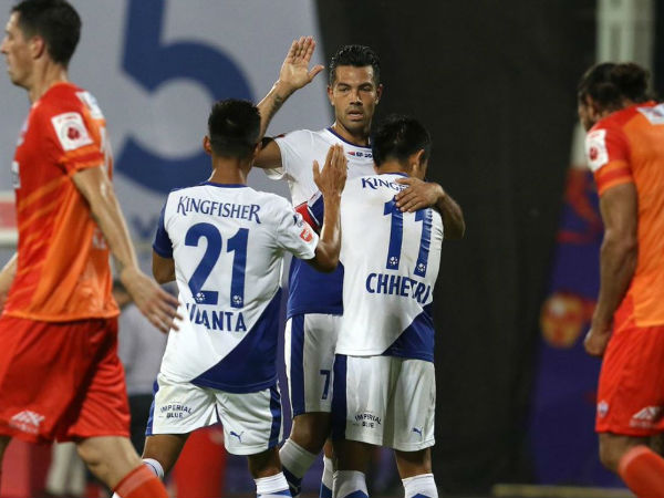 Isl 2018 Fc Pune City Vs Bengaluru Fc Match Report