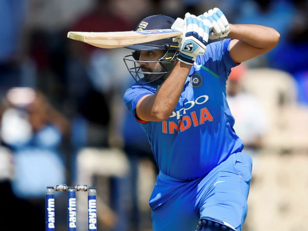 India Vs West Indies 4th Odi Rohit Sharma Makes Another Brilliant Hundred