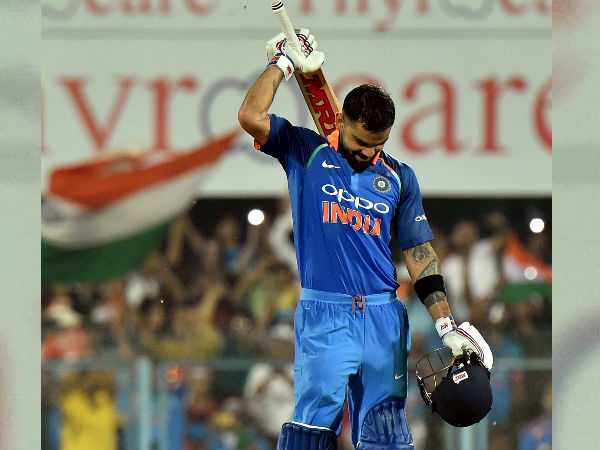The Top Five Odi Innings Virat Kohli