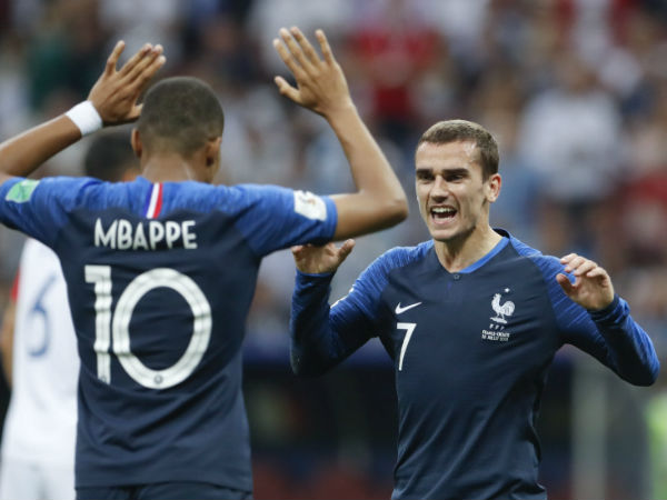 France Vs Germany Uefa Nations League Match Report France Rally Past Germany