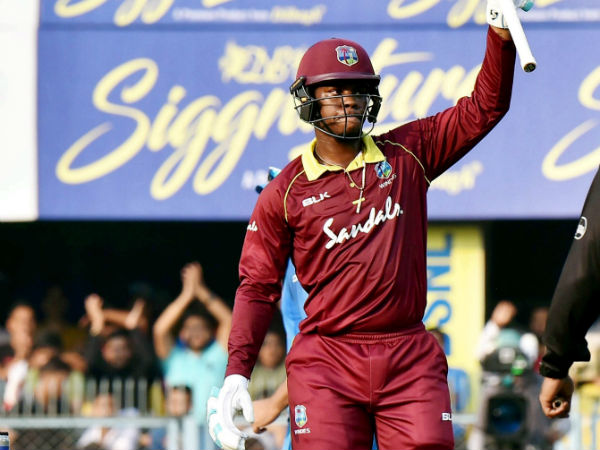 India Vs West Indies 1st Odi Match Report At Innings Break