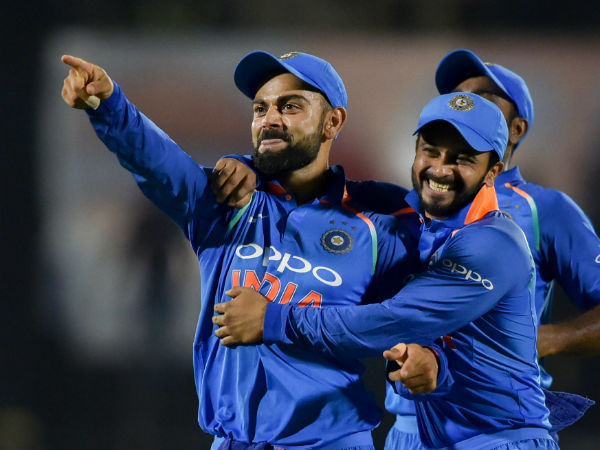 India Vs West Indies 4th Odi Match Report India Gets Comprehensive Win By 224 Runs