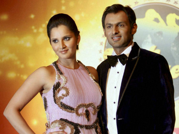 Sania Mirza Shoaib Malik Reveal Baby S Name