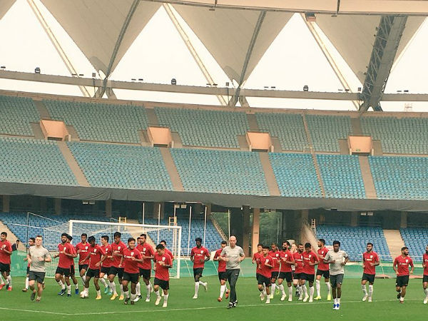 Fifa Friendly India Vs Jordan The Match Is Likely Be Cancelled