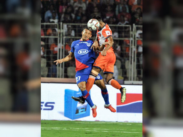 Isl 2018 19 Bengaluru Fc Vs Fc Goa Match Report Sunil Chhetri Heads The Winner