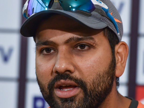Rohit Sharma Pleased See India S Ruthlessness T20i Series