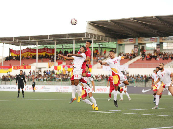 I League 2018 19 Preview The Match Between East Bengal Vs Chennai City Fc