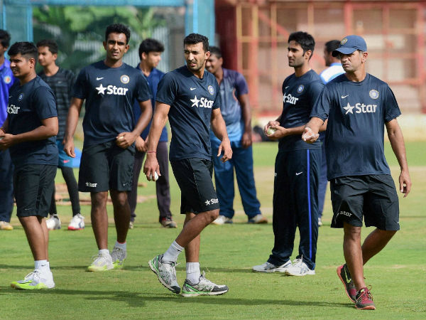 India Tour New Zealand 2018 Rohit Rested Dravid Said Will Be Good For Test Regulars