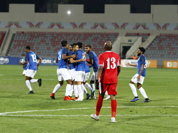 Fifa Friendly India Vs Jordan Match Report India Fight Valiantly Go Down2