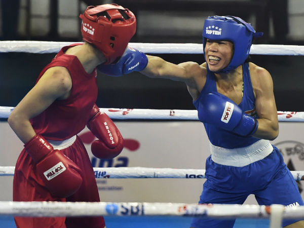 World Boxing Championships 2018 Mary Kom Storms Into Finals