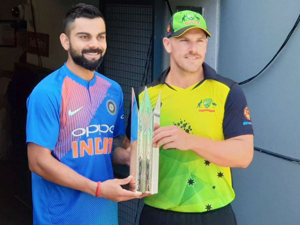 Australia Put 174 Runs Target Win Before India