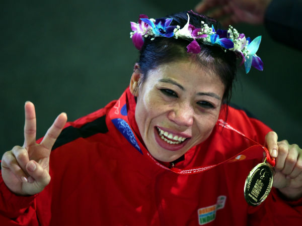 Wishes Pour For The Six Time World Champion Mary Kom See Tweets