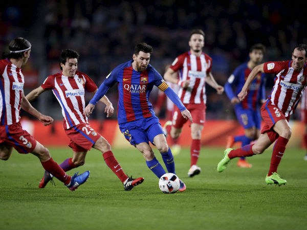 La Liga Atletico Madrid Vs Barcelona Five Key Players Watch Out For
