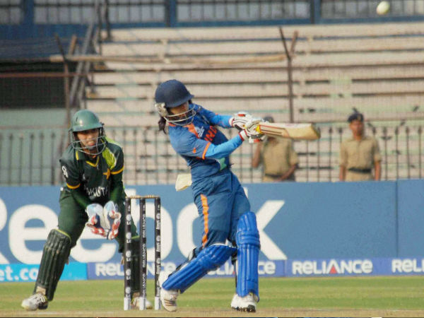 Women S World T20 Ind Vs Pak Match Report India Won 7 Wickets