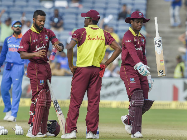India Vs West Indies 5th Odi West Indies Has Won The Toss Decided To Bat First